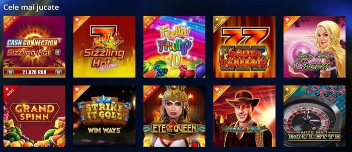Admiral Casino Site-ul web