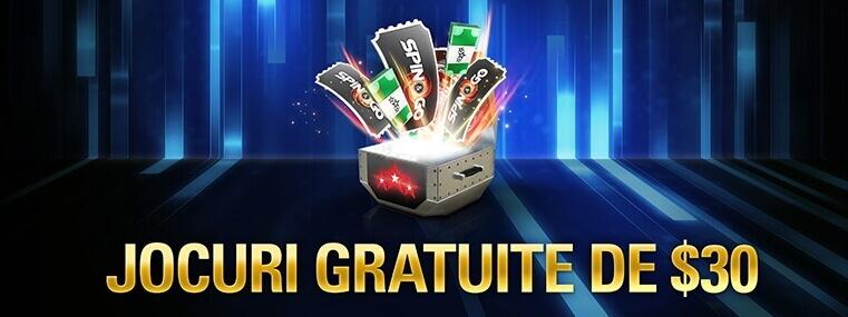 Pokerstars cod de bonus